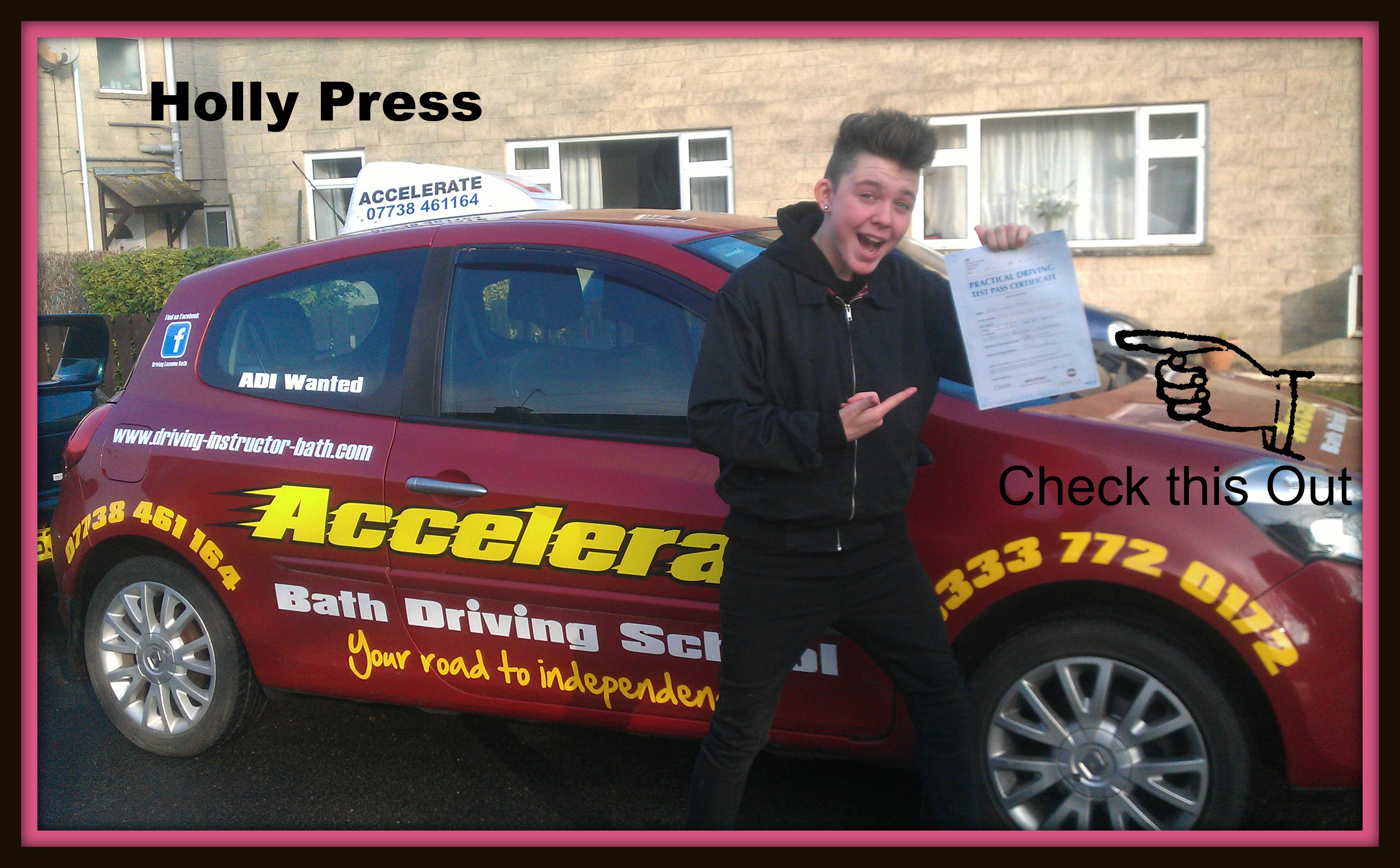 Driving schools bath who will you trust with your tuition for Motor city driving school